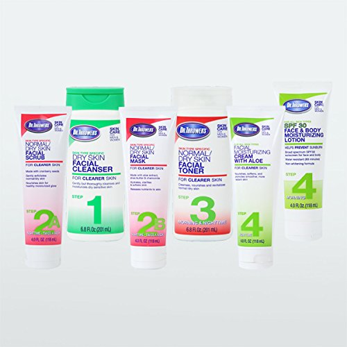 Dr. Throwers Skin Care - NormalCombination Skin Total Solution Kit