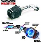 Weapon-R 304-134-101 Secret Weapon Air Intake Kit