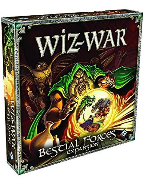 Fantasy Flight Games - Juego de Mesa, de 2 a 4 Jugadores (FFGWIZ03) (Importado): Fantasy Flight Games: Amazon.es: Juguetes y juegos
