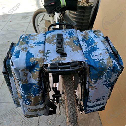 Bicicletta Bike Impermeabile Vorcool Sella blu Da Camo Borsa Per Mountain OCIwFx1q