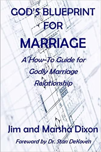 Book God's Blueprint for Marriage