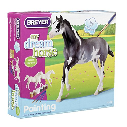 Paint Your Own Horse Activity Kit - Quarter Horse and Saddlebred, Imaginative Toys, 2017 Christmas Toys