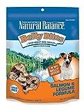 Natural Balance Belly Bites Grain Free Dog Treats, Salmon & Legume Formula, 6-Ounce Review
