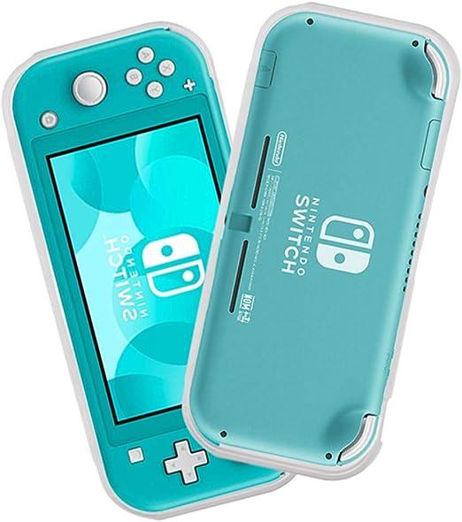 miuse - Funda Protectora para Nintendo Switch Lite, Transparente ...