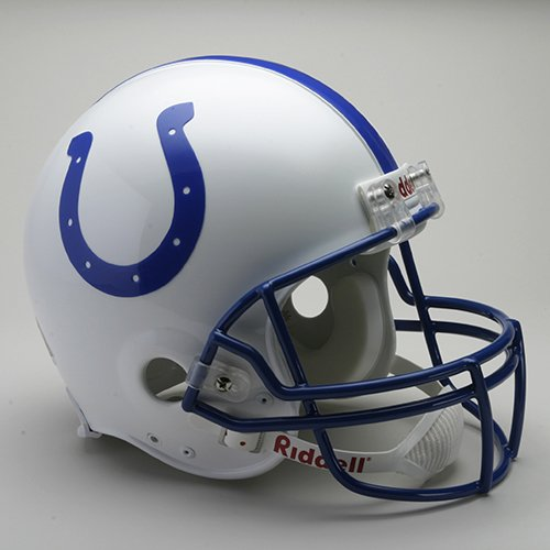 NFL Riddell Indianapolis Colts Full-Size Proline Authentic Helmet by Riddell