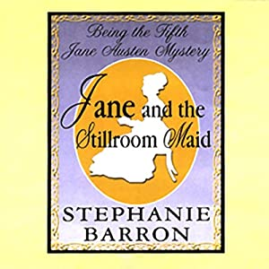 Jane and the Stillroom Maid Audiobook
