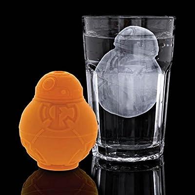 Oficial de Star Wars BB-8 Droid carácter parte Novelty 3d molde de hielo – en caja