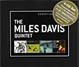 Essential Albums: Cookin'/Relaxin'/Workin'/Steamin' [4 CD Box Set] by Miles Davis (2011-11-08)