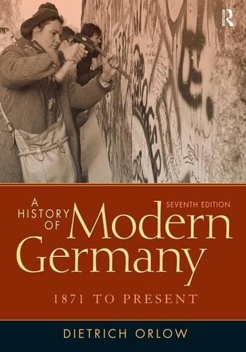 History Of Modern Germany:1871 Present