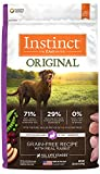 Instinct Original Grain Free Recipe with Real Rabbit Natural Dry Dog Food by Nature's Variety, 20 lb. Bag