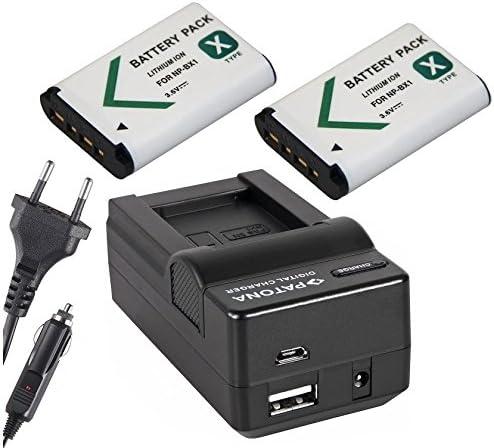 3in1 Set Für Die Sony Fdr X3000r Kamera
