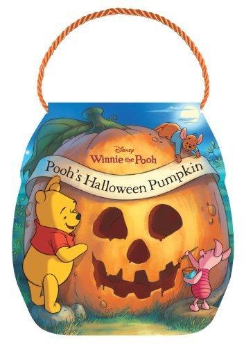 Winnie the Pooh Pooh's Halloween Pumpkin by Disney Book Group, Hapka, Catherine (July 23, 2013) Board book -