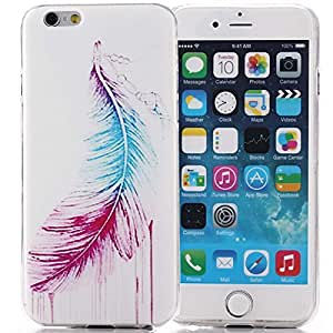 iPhone 6S Plus Back Case,6S Plus Case,6S Plus Phone Case,6S Plus Case Cover,Carryberry Colorful Print Back Case for iPhone 6S Plus 007#