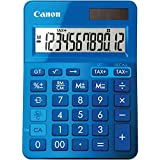 Canon(r) 9490b016 Ls-123k Calculator (metallic Blue)