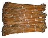 "1 Lb Florida Dried Longleaf Pine Needles for Basket Weaving Crafts 11""-15"" long"