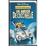 UN AMOUR DE COCCINELLE, Collection Coccinelle V.F. De The Love Bug (EN FRANÇAIS, FILM VHS, NTSC).