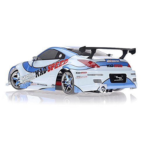 1/10 Scale Exceed RC MadSpeed Electric Powered Drift Car ...