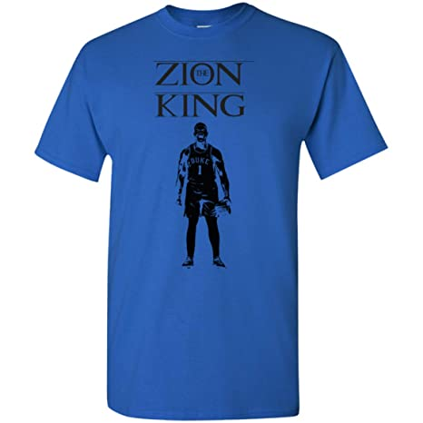d1ac9b851cb9 Image Unavailable. Image not available for. Color  LiberTee Shirts Zion  Williamson T Shirt