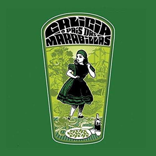 Rei Zentolo Alicia-T-shirt pour femme Vert Bouteille Vert Taille M