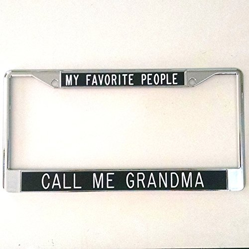 All About Signs 2 My Favorite People Call Me Grandma ()