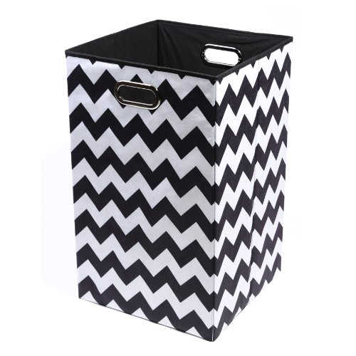 Modern Littles Chevron Folding Laundry product image