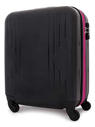 5b924ac317 Amazon | [ルコック] スーツケース ココキャリー 機内持込可 40L/47L ...