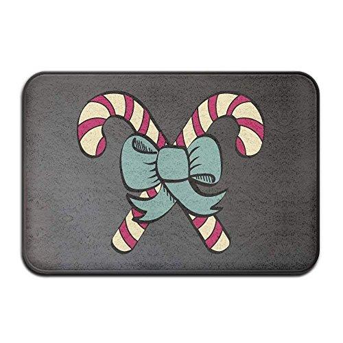 lip Art Anti Slip Room Home Doormat Stain Resistant Floor Mat For Kitchen Bathroom 15.7 X 23.6 Inch ()