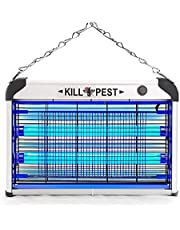 Stanz (TM) 20W Electronic Insect Zapper, Bug Killer for Indoor use - Effective Against Flies, Moths, Mosquitos, Cockroaches, Wasps, Beetles and Bugs - Kill Insects!