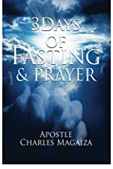 3 Days of Fasting and Prayer Paperback