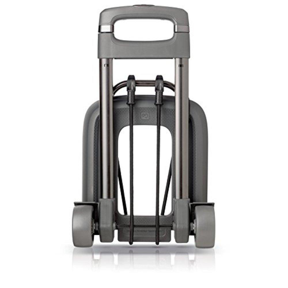 coloris gris Go Travel Chariot /à bagages r/ésistant
