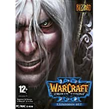Warcraft 3 Expansion: The Frozen Throne (vf) - Windows/Mac