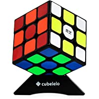 Cubelelo QiYi Sail W 3x3 Black Puzzle Speed Cube Magic Cube Puzzle Toy