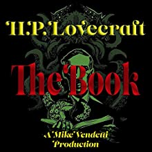 The Book Audiobook by H. P. Lovecraft Narrated by Mike Vendetti