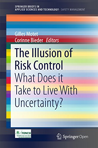 The Illusion of Risk Control: What Does it Take to Live With Uncertainty? (SpringerBriefs in Safety Management)