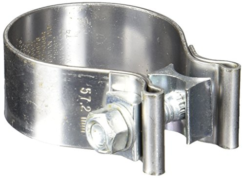 "Vibrant Performance (1164) 2-1/4"" Stainless Steel Exhaust Clamp"