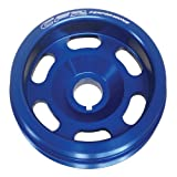 HONDA 88-91 Civic CRX 1.5L 1.6L SOHC Crank Pulley - BLUE