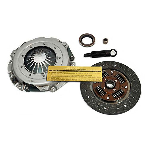 Chevrolet S10 Clutch Kit (EFT HEAVY-DUTY CLUTCH KIT 2002-2003 CHEVROLET S-10 GMC SONOMA PICKUP TRUCK 2.2L)
