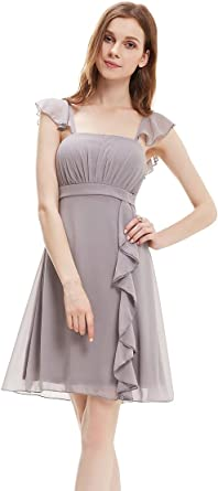 Ever Pretty Womens Occasion Dresses For Weddings 18uk Grey Amazon Co Uk Clothing,Wedding Dresses For Bridesmaids In India