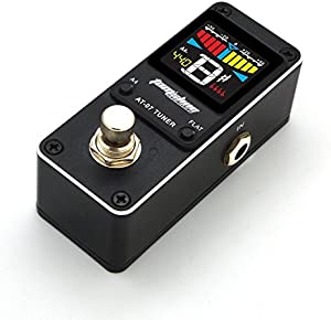 Sweepstakes: Guitar Tuner Pedal Chromatic for Guitar…