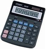 シチズン デスクトップ型電卓(10桁表示) DM1025Q