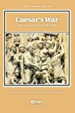 DG: Caesar's War, the Conquest of Gaul, 58-52BC, Folio Board Game