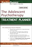 img - for The Adolescent Psychotherapy Treatment Planner by Arthur E. Jongsma Jr. (2013-07-29) book / textbook / text book