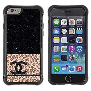 "Hypernova Defender Series TPU protection Cas Case Coque pour Apple Iphone 6 PLUS 5.5 [Moda de ropa de marca Lux Estrellas""]"