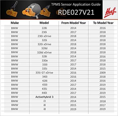 REINHEIMER 072751 TPMS EuPro 2 Universal Reifendruckensor CR
