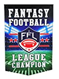 Winning Streak Fantasy Football League Champion Banner