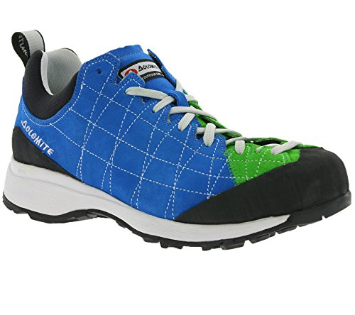 SHOES FROM DOLOMITE DIAGONAL FOR HIKING APPROACH blue NEW 2016