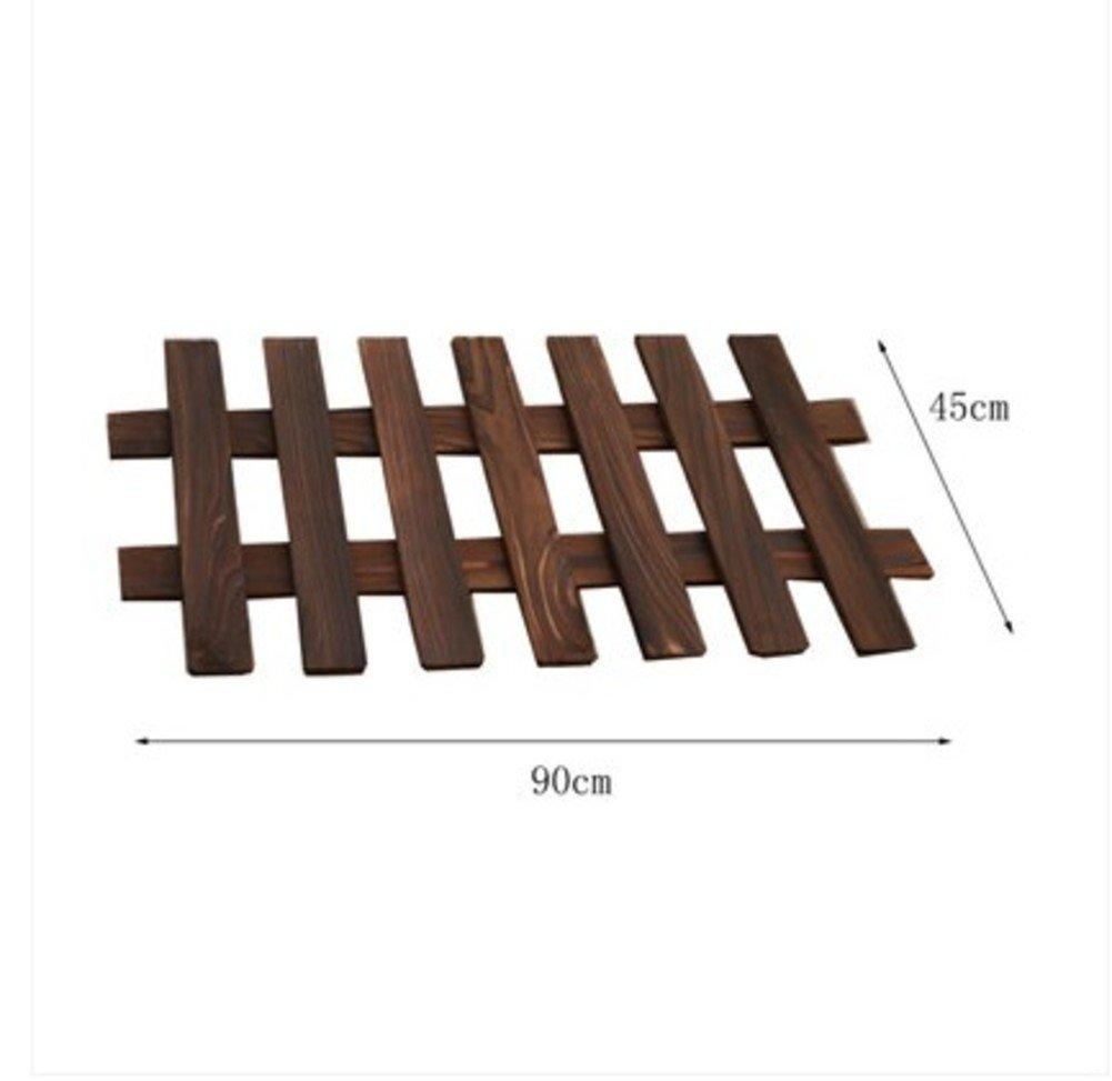 木製フェンス,メッシュ フェンス雪,防腐剤屋外木製フェンス 木製フェンス ガーデニング フェンス 木の塀犬のフェンス-F B07D1M6V75 11353 F F