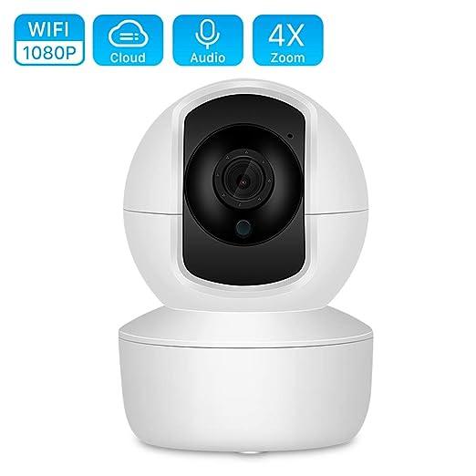 Cámara HD 1080P Cloud IP Cámara De Vigilancia De Seguridad ...