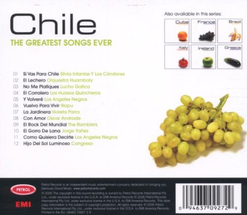 Greatest Songs Ever: Chile