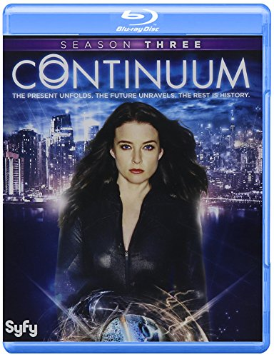 Continuum: Season 3 [Blu-ray]